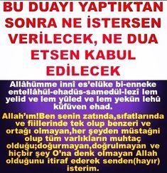 Ayet Hadis En Büyük Dualar | www.1ses.net - 1SES.NET Islamic Teachings, Islamic Quotes, Prayers, Positivity, Life, Instagram, Tape Painting, Woman Fashion, Reiki