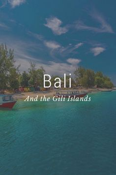 Bali And the Gili Islands Bali is one of the must go destinations. Pristine beaches, lush green landscapes and incredible sunsets. On this leg of our trip we experienced both Bali and the stunning Gili Islands which are located off the coast of Lombok. Here's a