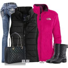 Outdoor Vest Contest 2, created by kginger on Polyvore