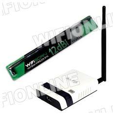 Alfa Network - Kit Router ALFA NETWORK R36 + Antena Omnidireccional 12dBi WifiScan :: Wifi-Online Shop Ampliamos la recepción de señal del Router R36 con este nuevo kit