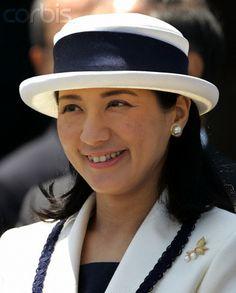 Princess Masako, May 21, 2007