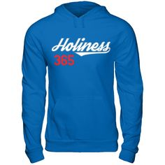 Holiness 365...Show the world that you are holy every day!   GET YOU ONE, SUPPORT OUR BUSINESS!!!  IMJ Designs Unlimited
