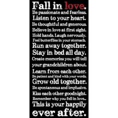 Ever After Unframed Wall Canvas (24x36)