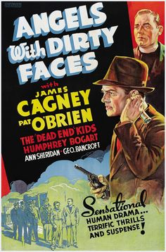 Angels With Dirty Faces (1938) - James Cagney