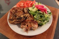Poulet portuguais Paleo Recipes, Slow Cooker, Pork, Turkey, Meat, Chicken, Healthy Food, Dinners, France