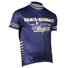 Paris Roubaix Cycling Jersey - FREE Shipping on great cycling jerseys at cyclegarb.com