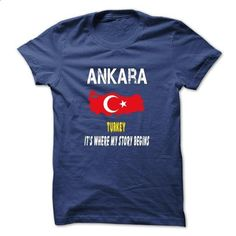ANKARA - Its where my story begins! - #hipster sweatshirt #cream sweater. GET YOURS => https://www.sunfrog.com/LifeStyle/ANKARA--Its-where-my-story-begins.html?68278