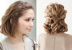 penteado curto solto - Pesquisa Google