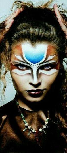 Face Paint 07