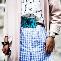 PATTERN MIXED ENSAMBLE #emmetrend #pfw #pattern #mixed #style #fashionista #fashionblogger #trend