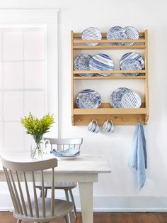 Tackle kitchen clutter with these 10 smart ideas for kitchen storage and organization.
