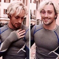 Avengers Preferences - Dating Pietro Maximoff Includes - Wattpad Elizabeth Olsen, Aaron Taylor Johnson Quicksilver, Aaron Johnson, Quicksilver Marvel, Marvel Avengers, Superfamily Avengers, Avengers Cast, Avengers Actors, Dc Movies