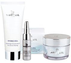 Hydro Cell une gamme complète contre les méfaits du quotidien sur notre Peau