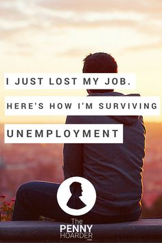 Getting laid off isn't fun for anyone. But there are a few ways to prepare for a job loss that can help you better survive unemployment -- and find new work. Here's what to do when you lose your job. - The Penny Hoarder www. Lost My Job, Job Quotes, Job Info, Career Advice, Job Career, Career Coach, Career Change, Money Saving Tips, Money Savers