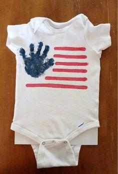 Diy patriotic shirt/4 th of July