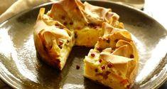 τυρόπιτα με κίτρινα τυριά, πικάντικη και αρωματική - Pandespani.com