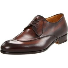 Bruno Magli Men's Mystron Lace-Up Dress Shoe. List Price: $298.28