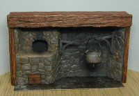 Colonial Cooking Fireplace 1