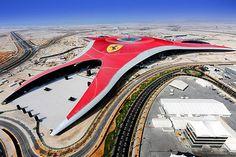 Turismo en la Comunitat Valenciana: Parque Ferrari