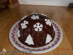 Gesztenye torta Diy Food, Menu, Cake, Christmas, Menu Board Design, Xmas, Kuchen, Navidad, Noel