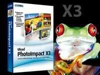 Corel Ulead PhotoImpact X3 Graphics, Baseball Cards, Website, Graphic Design, Charts
