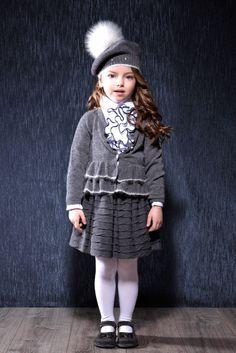 ALALOSHA: VOGUE ENFANTS: Baby Graziella for toddler AW'13