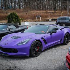 Purple Z06