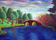 """""""Stow Lake""""- .:   Mystic Eye Studio  :."""
