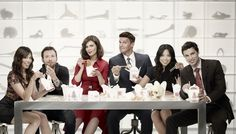 My favorite show right now :) Bones!