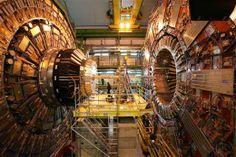 Large Hadron Collider, at CERN in Geneva, Switzerland