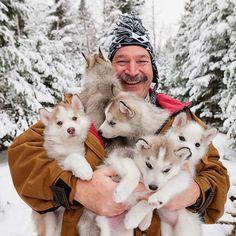 Bob Kreiders entry for Fjällräven Polar