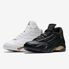 ebe47071a03179 Air Jordan XIII XIV DMP Men s Basketball Shoe Pack Jordan Xiv