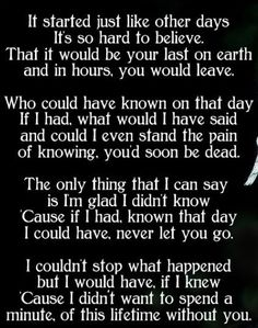 Pam, Joey and Johnny, I miss you 3 so much Miss Mom, Miss You Dad, Missing My Husband, Grief Poems, Funeral Poems, Grieving Mother, Grieving Quotes, Loss Quotes, Quotes Quotes