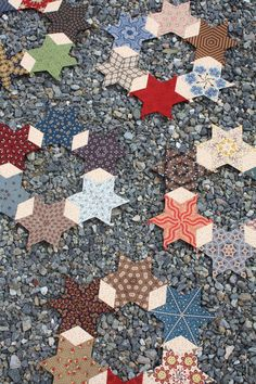 1000 Images About Quilting Epp On Pinterest English