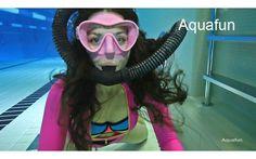 Clip 064 - Pink scuba twinhose