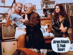 St. Pauli Report [1971] | EROTICAGE || Watch Online 60s 70s 80s Erotica,Vintage,Softcore,Exploitation,Thriller