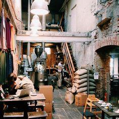 GÖTEBORG Da Matteo Rostery/Cafe (via Zucker, Zimt und Liebe)