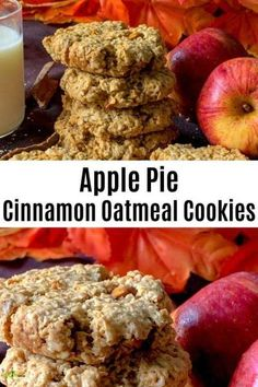 30 Best Cookies For Fall & Thanksgiving Season - Recipe Magik Apple Pie Cookies, Pumpkin Sugar Cookies, Turkey Cookies, Butter Pecan Cookies, Cranberry Cookies, Peanut Butter Desserts, Fall Cookie Recipes, Oatmeal Cookie Recipes, Oatmeal Cookies