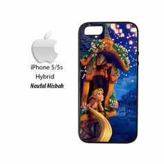 Tangled Rapunzel iPhone 5/5s HYBRID Case Cover