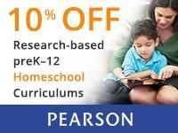 FREE Pearson Homeschool Resources: Tips, Tricks, and MORE!  Pearson Education, the leading K-20 curriculum supplier to school districts across the nation, proudly presents Pearson Homeschool, created to help you develop a rich love of learning in your home.