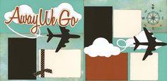 Away we go- (Airplane Trip)