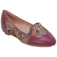 Buy Tan Plum Black Red Miz Mooz Women's Paloma Flat Shoe shoes