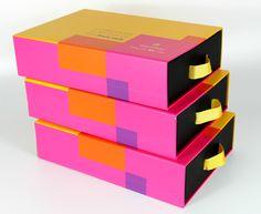 CriativeBox / Embalagens personalizadas estilo gaveta / Personalização offset…