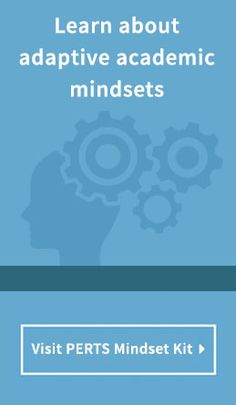 visit PERTS Mindset Kit