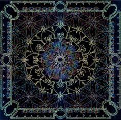 Mandala of the Bridge of Hearts by ~Lakandiwa  http://lakandiwa.deviantart.com/gallery/27298890#/d51c42t