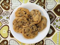 Whole wheat chocolate chip cookies cookies chocolate dessert recipes easy recipes homemade