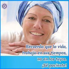 Sé paciente, las buenas cosas llegarán. #cancer #Cáncer #cancersucks #Survivor #survivorcancer