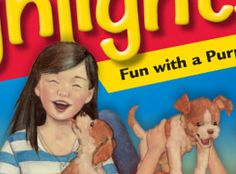 Highlights Magazines website. A great, fun site for kids and craft ideas.