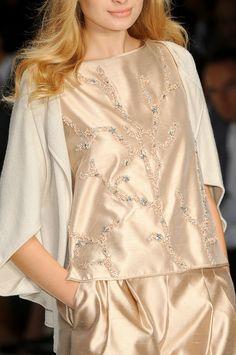 Laura Biagiotti Spring 2009 - Details