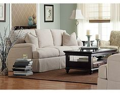 Havertys Contemporary Living Room Design Ideas 2012 | Modern Furniture
